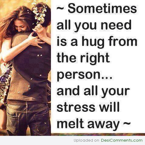 Sometimes all you need