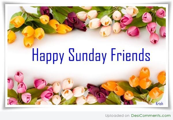 Happy Sunday - DesiComments.com