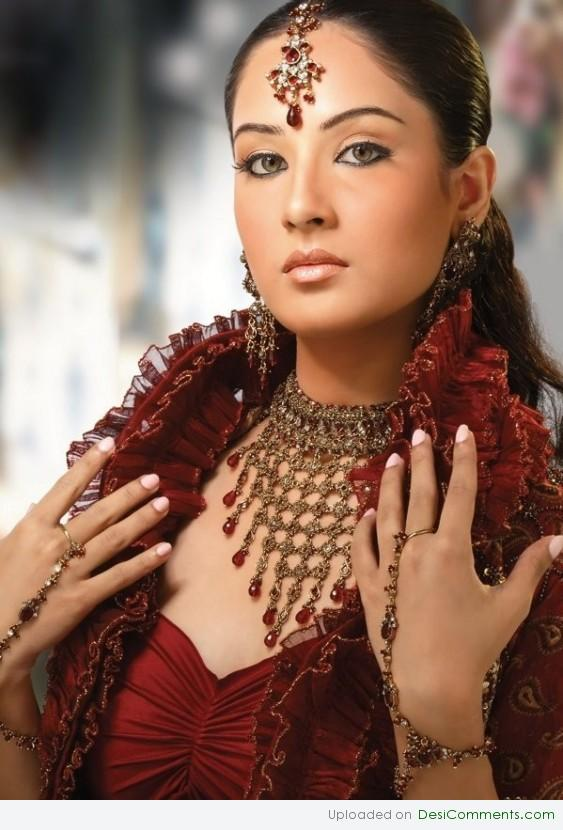 Picture: Pooja Bose Looking Beautiful