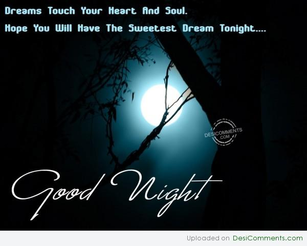 Have A Sweet Night
