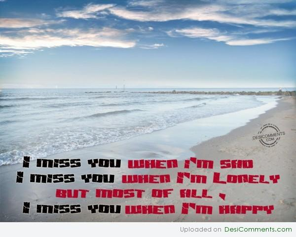 Miss You Always