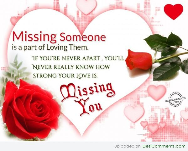 I Really Missing You