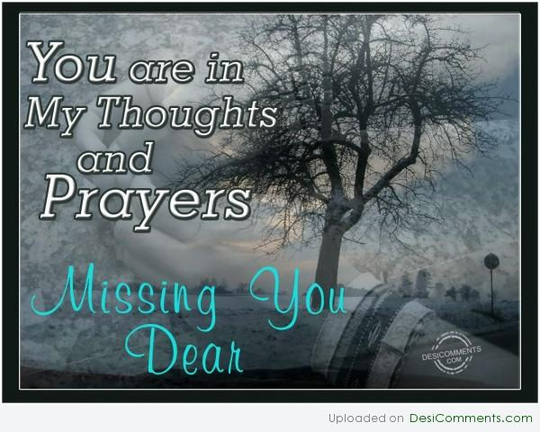 Picture: Missing You Dear