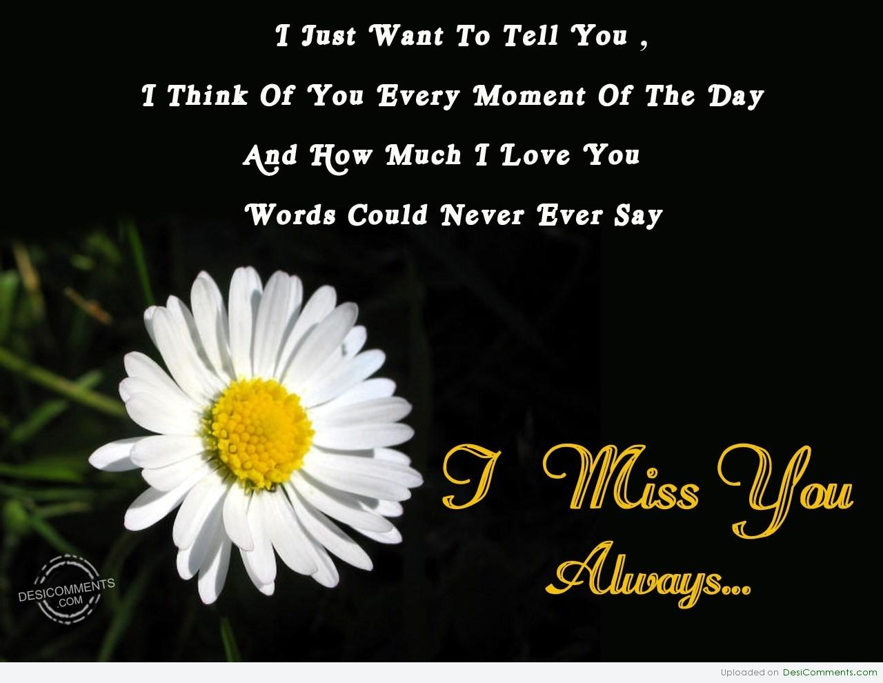 Missing You Quotes Pictures, Images, Graphics For Facebook