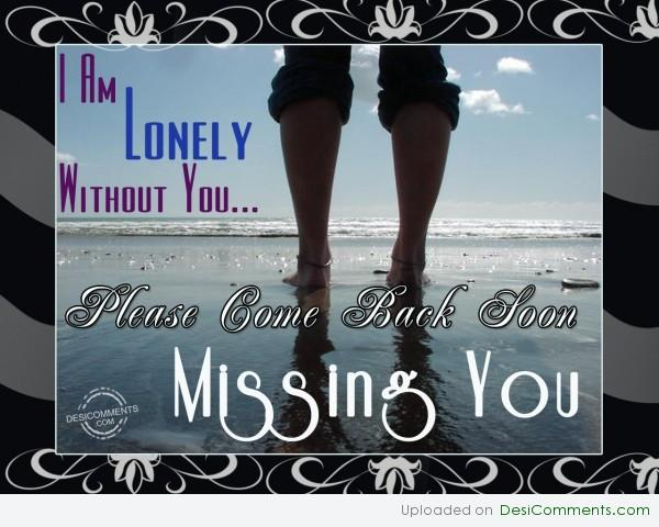 Picture: Missing You