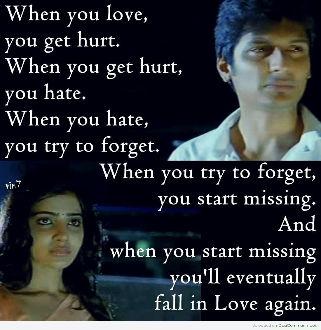 Tamil Love Quotes : Tamil Movie Love Quotes. QuotesGram