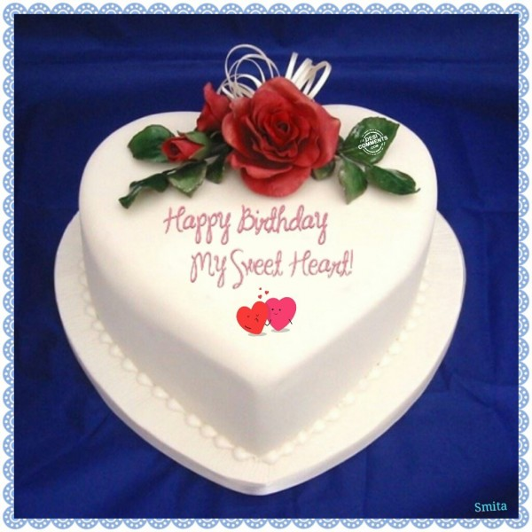 Happy Birthday My Sweet Heart Desicomments Com