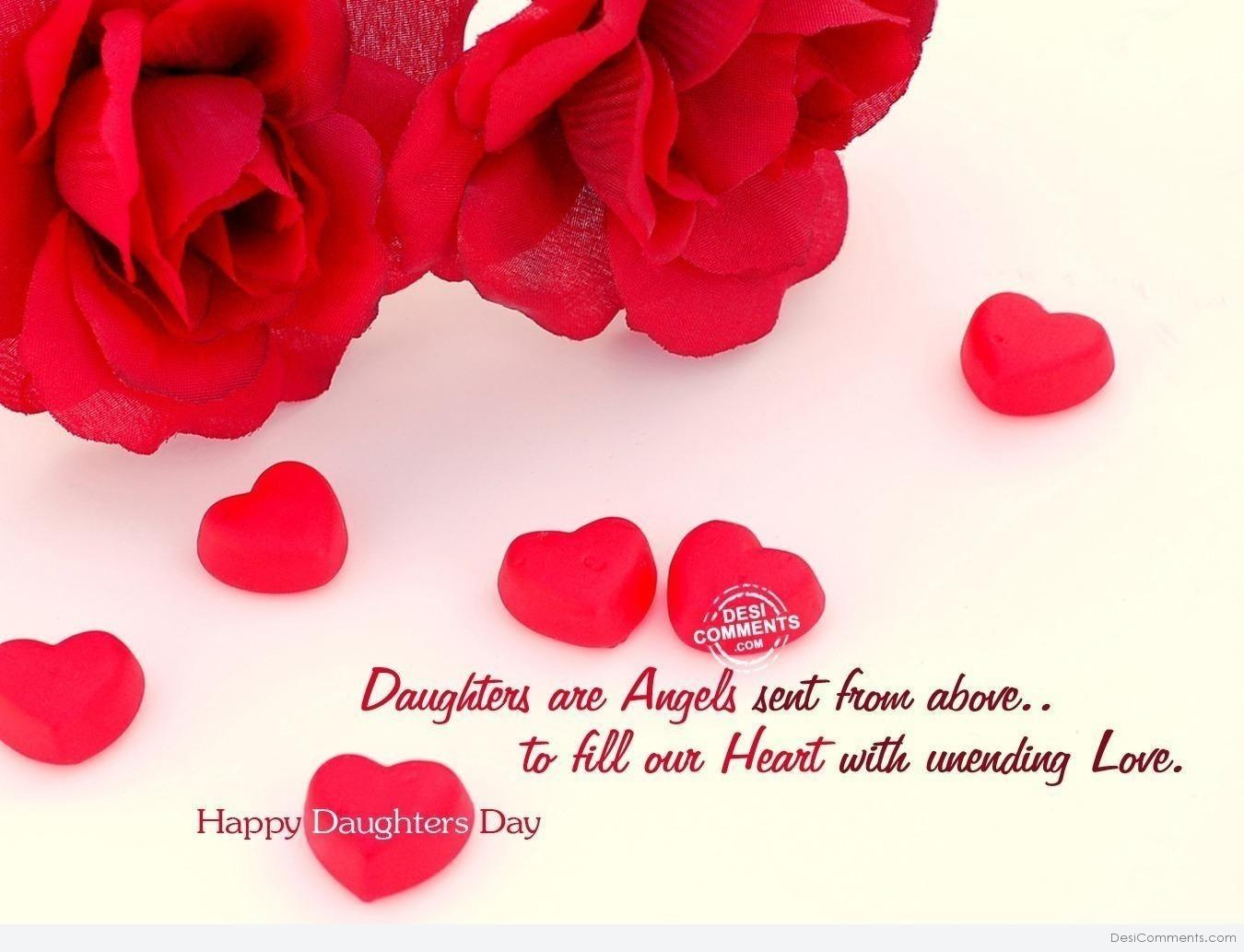Daughter's Day Pictures, Images, Graphics - Page 4