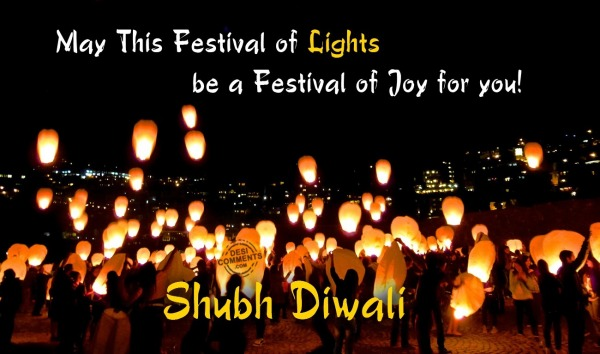 Festival of Lights - Shubh Diwali