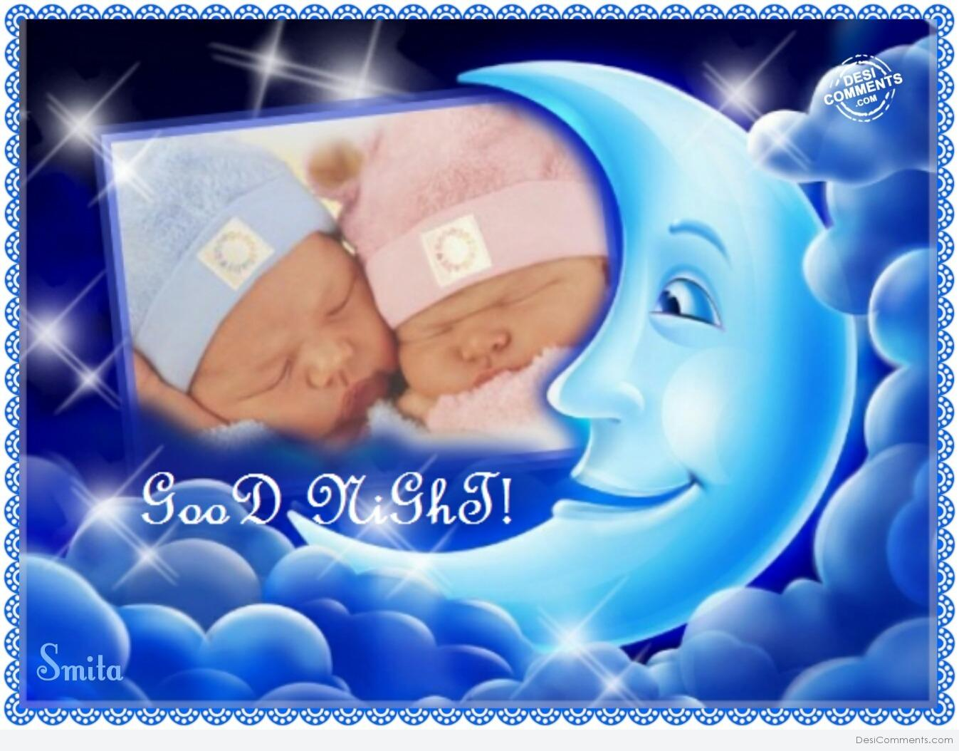 Good Night Wallpaper For Facebook Upload Pictures Images