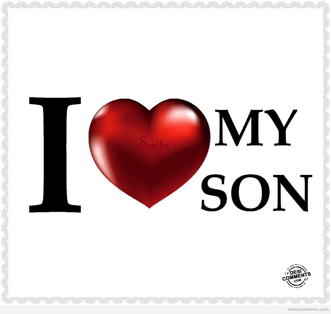 i love my son images - photo #4