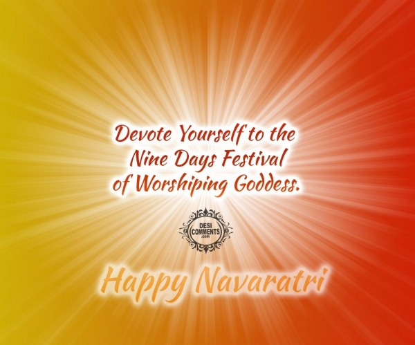 Happy Navaratri