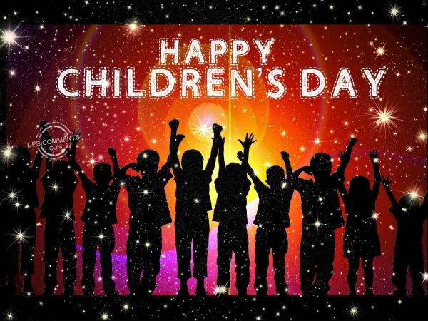 Picture: Let's Celebrate Children's Day