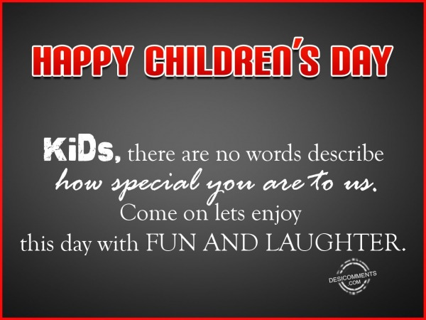 Picture: Let's Enjoy Children's Day