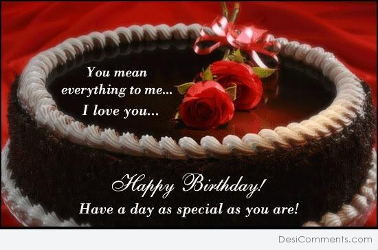 Birthday Wishes for Boyfriend Pictures Images Graphics for – Birthday Greetings to a Lover