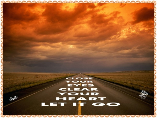 Clear Your Heart! Let It Go