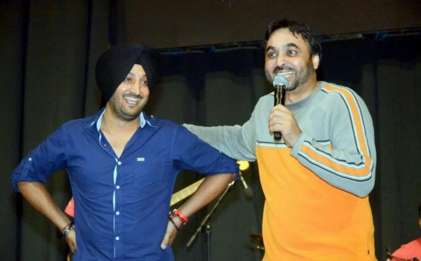 Bhagwant Mann With Inderjit Nikku