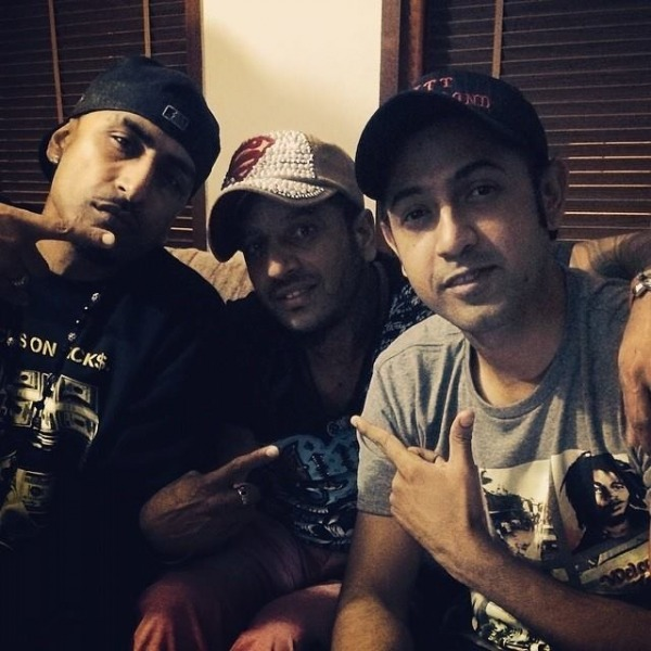 Dr. Zeus With Gippy And Jazzy B