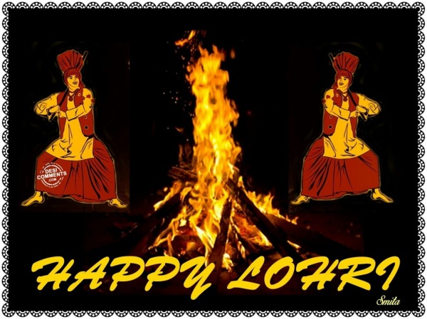 Picture: Happy Lohri