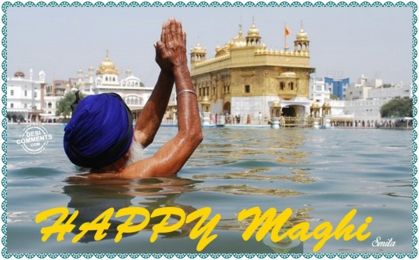 Happy Maghi!