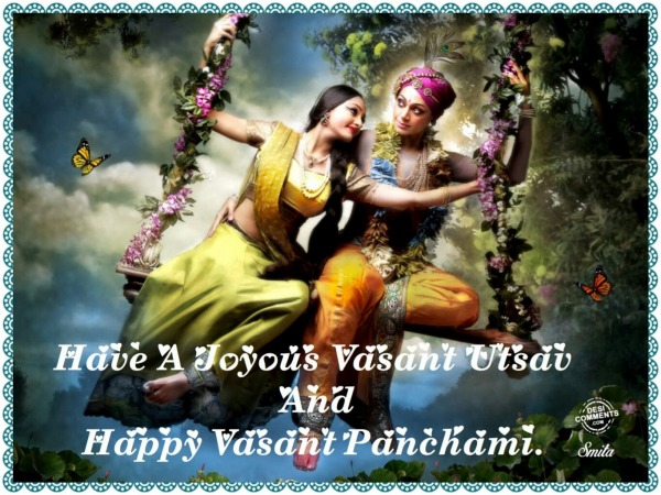 Picture: Happy Vasant Panchami!