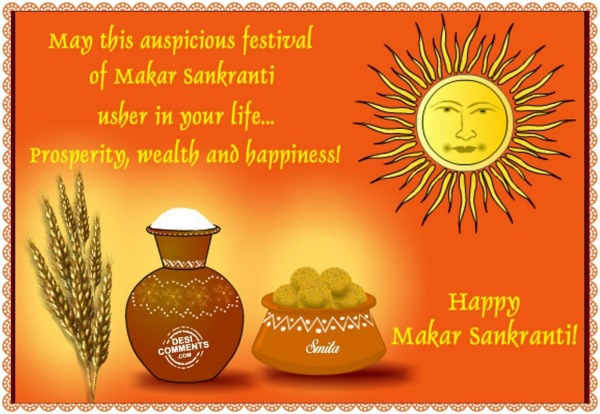 Happy Makar Sankranti !