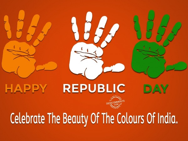 Celebrate The Beauty Of The Colours Of India