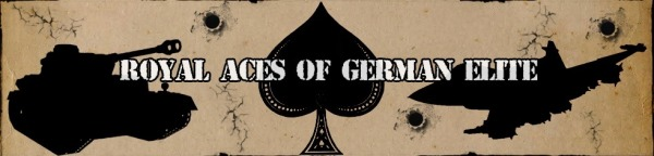 Royal aces of german elite