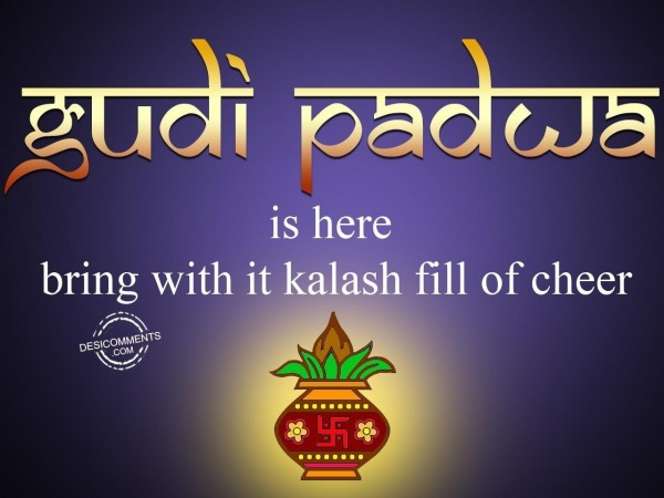 Bring Gudi Padwa With Fill Of Cheer
