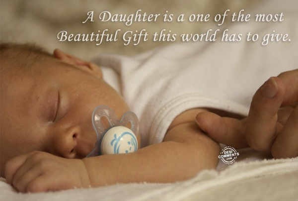 Picture: A daughter