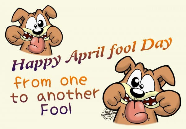 1st April - Fool Day Wishes