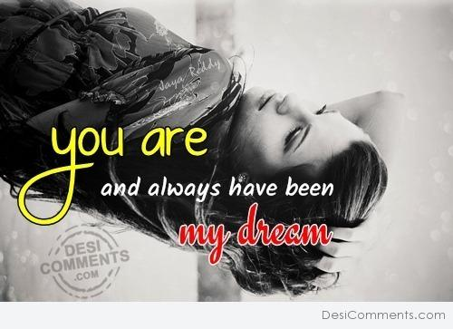 You are….