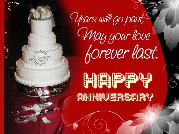 Picture: Wishing You Happy Anniversary