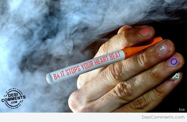 Picture: Stop smoking
