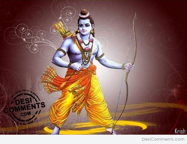Picture: Happy Ram Navami