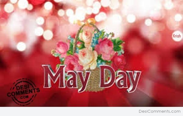 Best wishes on May Day
