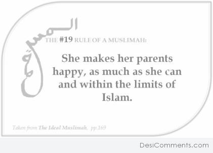 Picture: Muslimah