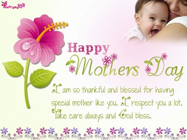 Picture: Happy Mother's Day –  Special Mother