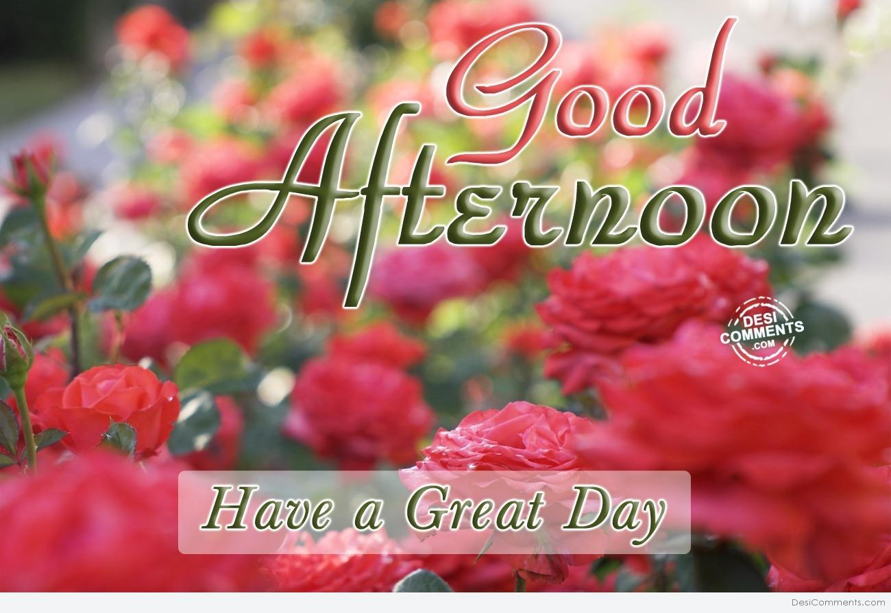 Good Afternoon Pictures Images Graphics Page 31