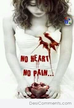 No Heart No Pain