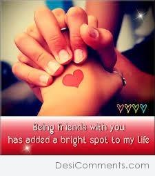 Being Friends