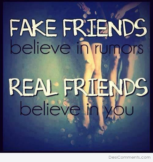 Fake Friends