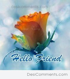 Picture: Hello Friends