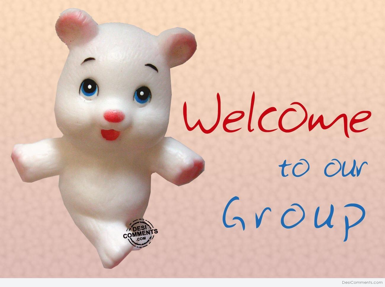 Picture Welcome To Group