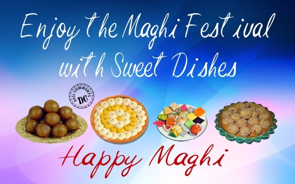 Enjoy the maghi Festival