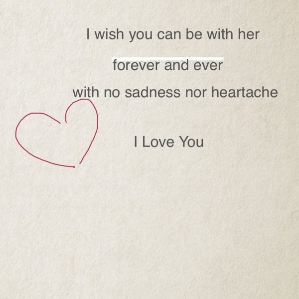 Picture: I Love You