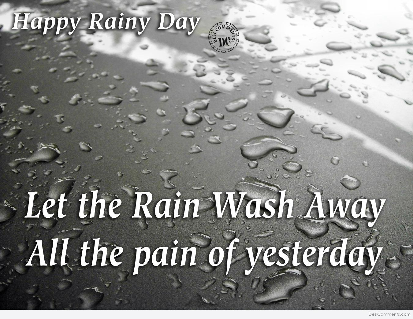 Happy Rainy Day - Desi...