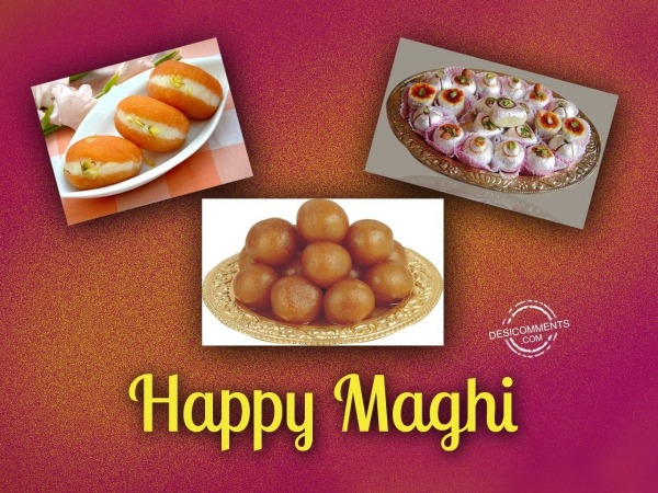 Picture: Best Wishes On Maghi