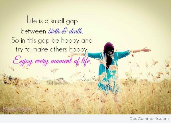 Life Is Small