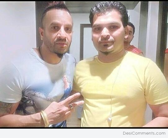 Goldy b and jazzy b